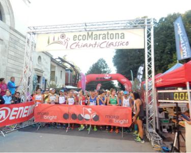 eco maratona chianti