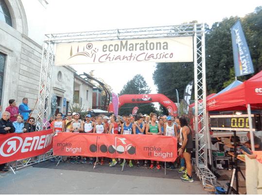 Ecomaratona del Chianti, grande successo: 4mila podisti tra vigne e colline