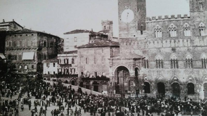 Da domani su Siena Tv le pillole di storia sulla Grande Guerra e il rapporto con Siena