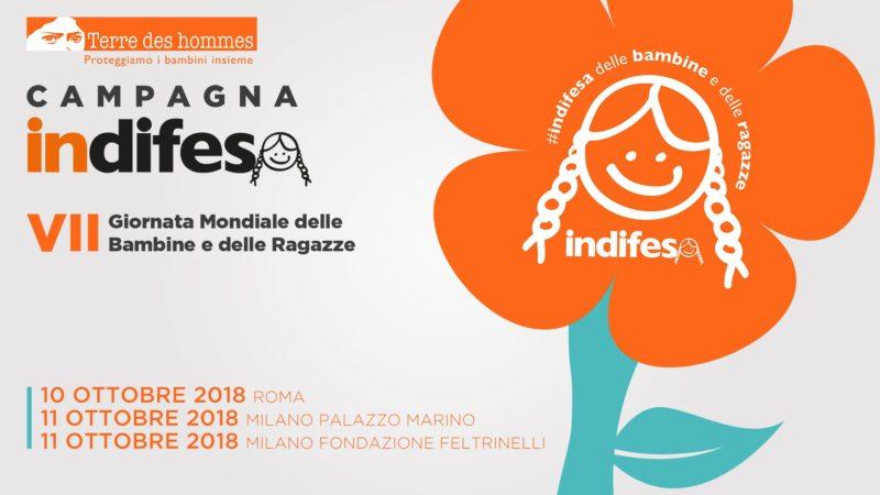 L'11 ottobre la cappella di Piazza del Campo si illumina di arancione per la giornata mondiale per bambine e ragazze