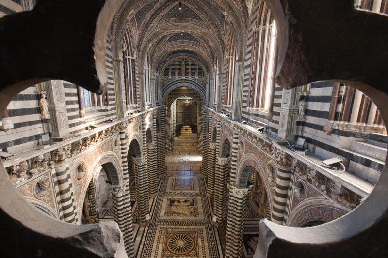 Dal 1 agosto l'Opera della Metropolitana riapre al pubblico l'intero complesso monumentale del duomo di Siena