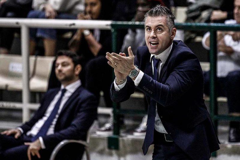 ON Sharing Mens Sana, il coach Campanella presenta il match