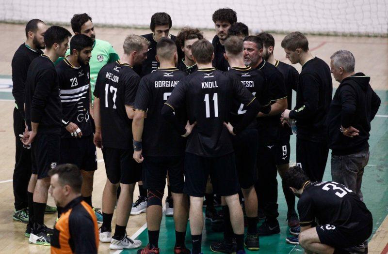 Ego Handball Siena corsara a Fondi