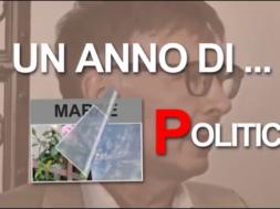 UN ANNO DI POLITICA
