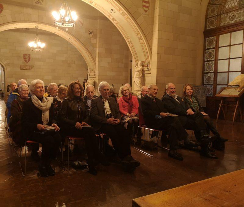 Il Sindaco incontra gli Alumni dell'Università americana di Dartmouth
