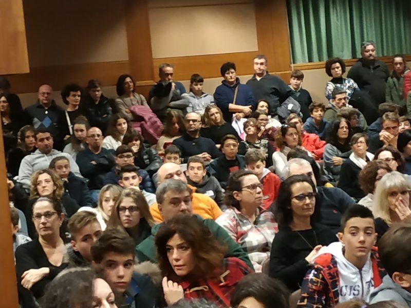 Primo Open Day Sarrocchi, oltre 300 persone