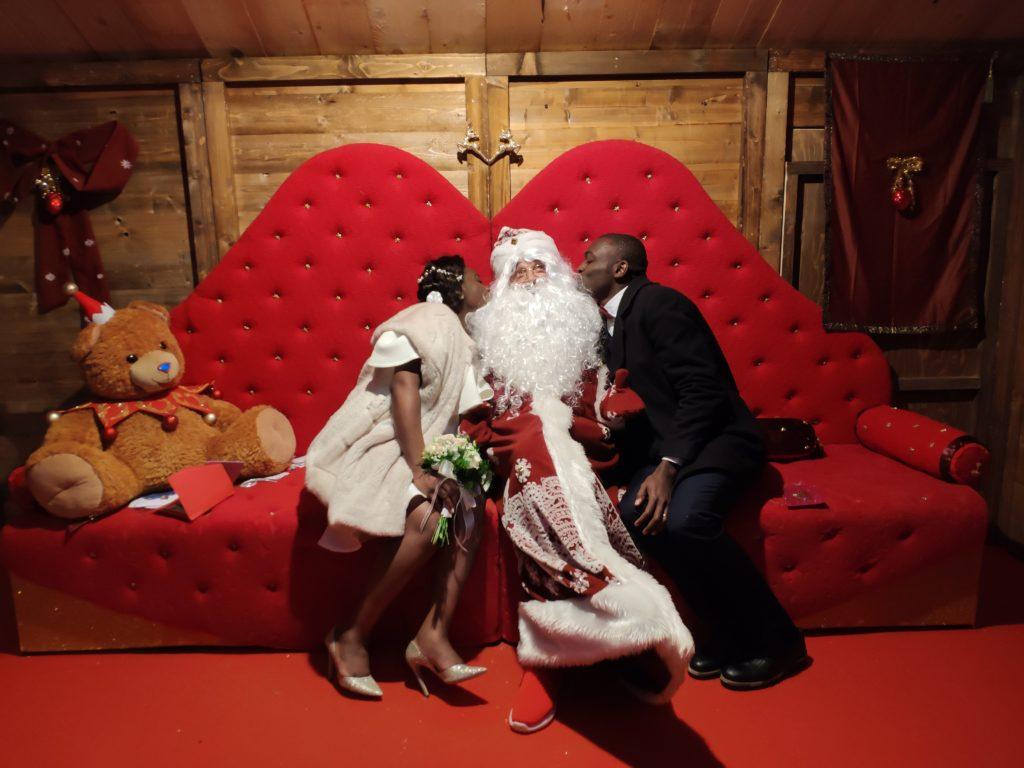Immagini Natale 1024x768.Si Sposano E Festeggiano Al Regno Di Babbo Natale In Fortezza