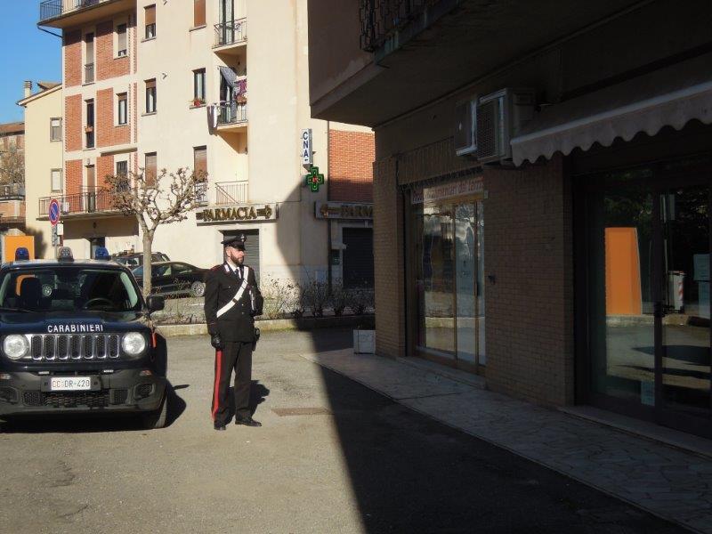 Ladro in trasferta da Savona svaligiava i centri estetici del senese: incastrato dai carabinieri