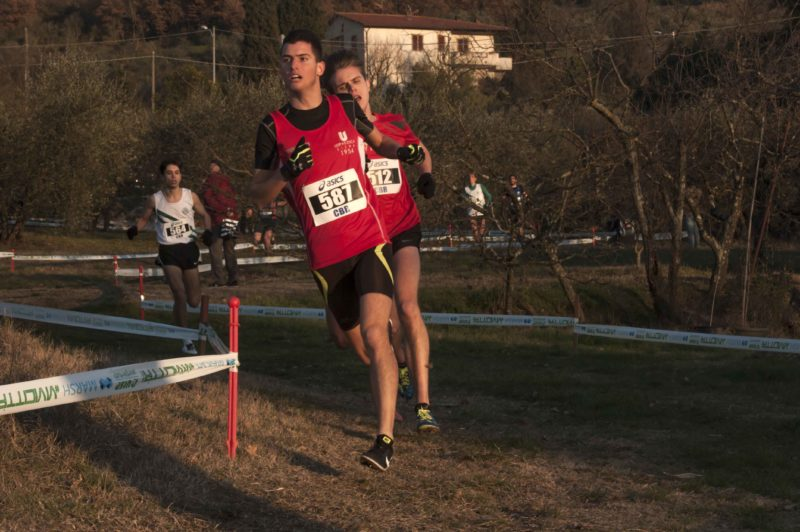 Uisp Atletica Siena: Niccolò Ghinassi vicecampione toscano di cross corto Under 23