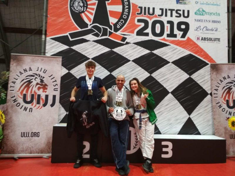 Mens Sana, il Brazilian jiu jitsu fa il pieno in Basilicata