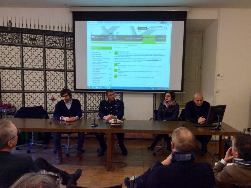 Presentato il nuovo piano per la gestione online dei permessi di transito e sosta Ztl