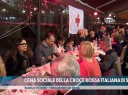 CENA SOCIALE CROCE ROSSA ITALIANA DI SIENA