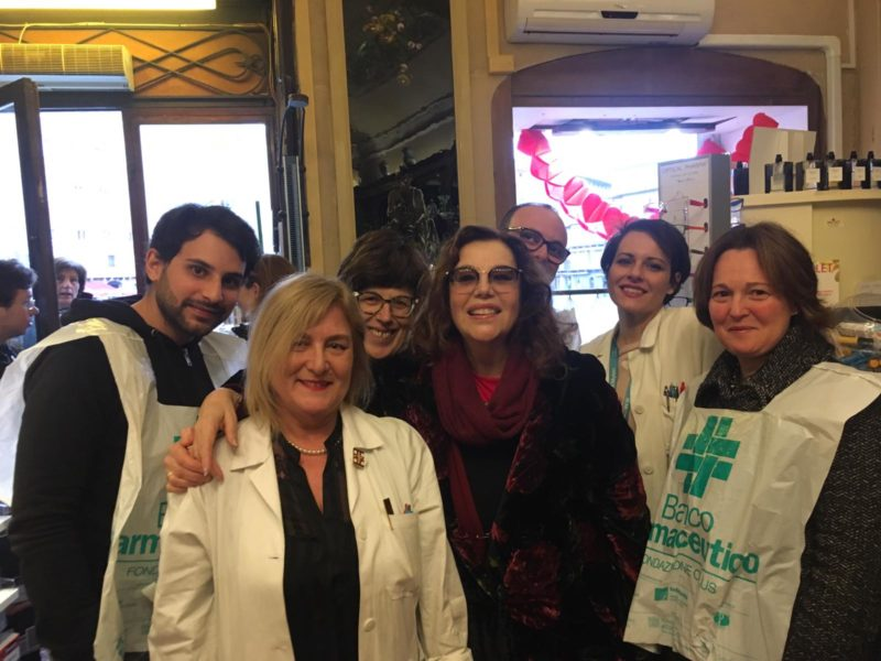 Giornata del farmaco, a Siena una testimonial d'eccellenza