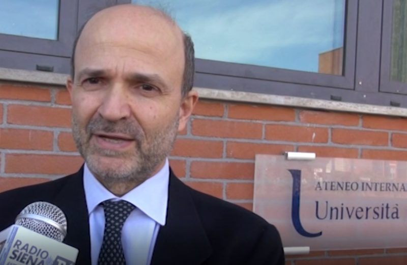"Unistrasi, Cataldi: ""Università aperta e attiva in una modalità specifica e originale"""