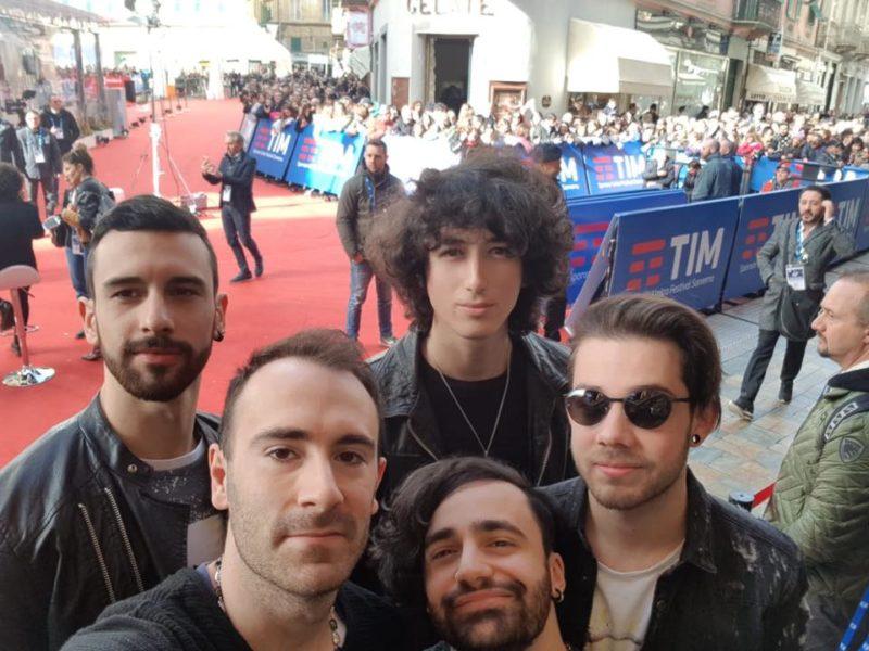 Sanremo, stasera i Deschema salgono sul palco dell'Ariston