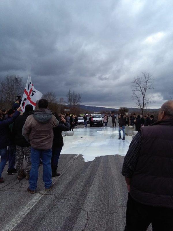 Cia Siena, solidarietà ai pastori sardi e preoccupazione per ripercussioni prezzo latte nel Senese