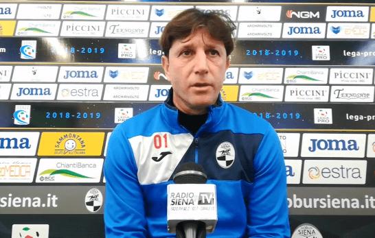 """Robur-Juve B, Mignani: """"Dobbiamo limare gli errori per fare qualcosa di importante"""""""
