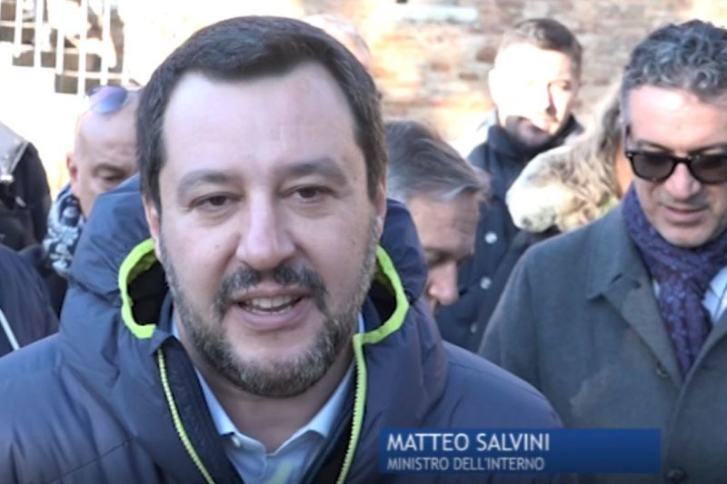 Inchiesta su poliziotti penitenziari, giovedì 26 Matteo Salvini fa visita al carcere di Ranza