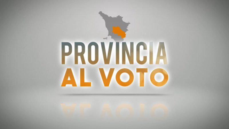 Alle 21 torna Provincia al Voto