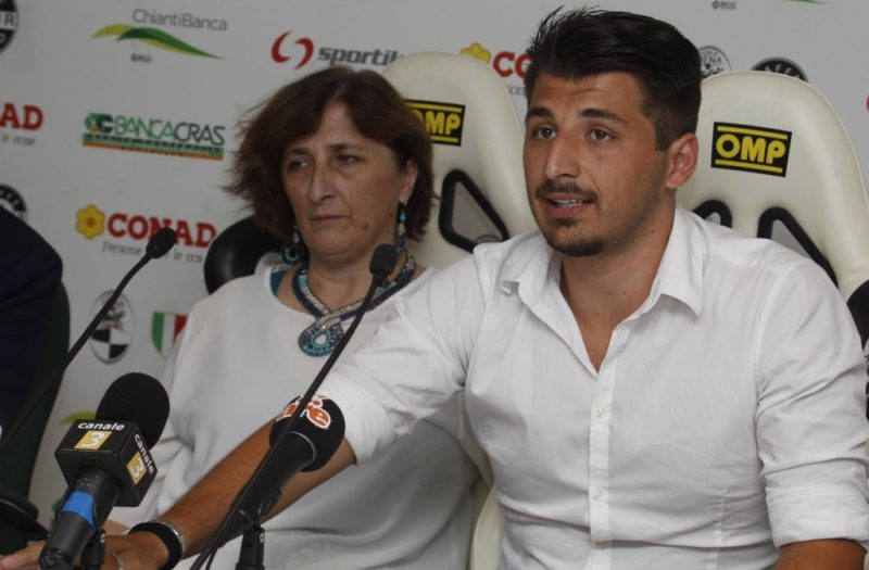 Robur Siena – Carrarese: 0-2 (conferenza sala stampa)