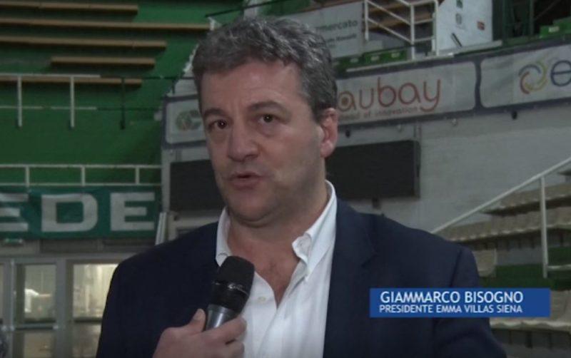 Giammarco Bisogno fa il punto sul futuro dell'azienda Emma Villas e della società di volley