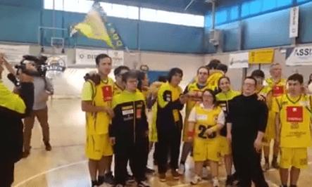 Costone vince il campionato Toscano Baskin