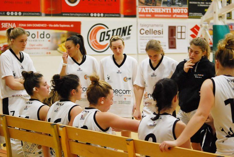 Le donne del Costone conquistano i playoff per la Serie A2