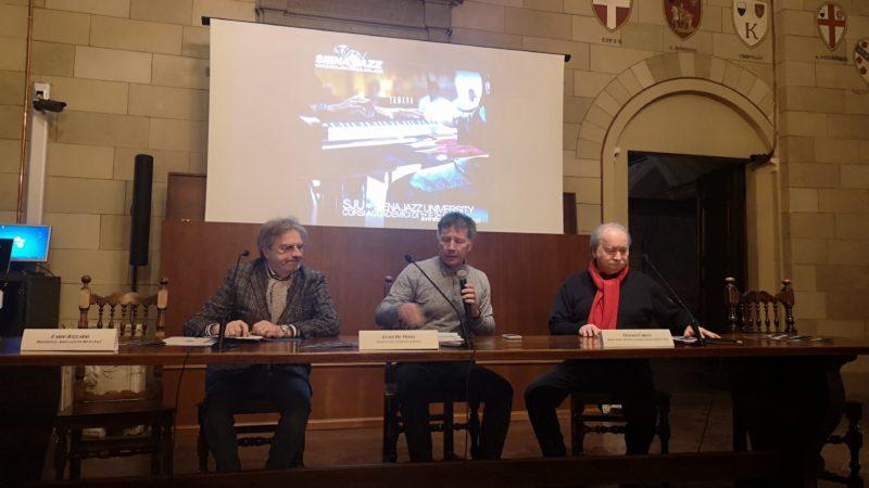 """Siena """"università"""" del Jazz, De Mossi: """"Traguardo raggiunto grazie al contributo del Comune"""""""