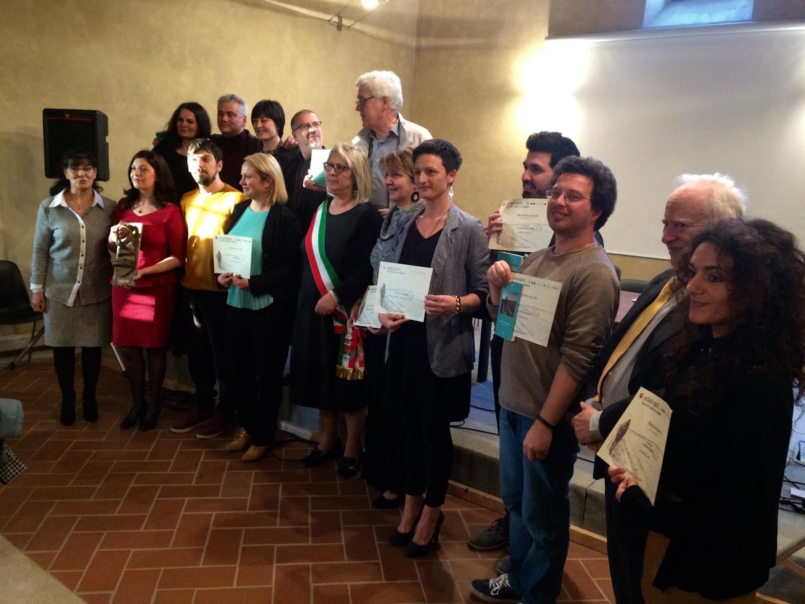 Premio Francigena: a Monteriggioni premiati i vincitori