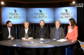 provincia al voto