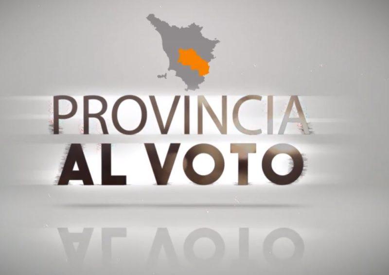 """Alle 21 la prima puntata di """"Provincia al Voto"""""""