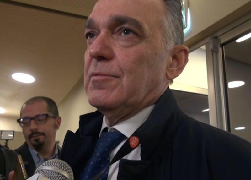 """Frana sulla Cassia, Rossi: """"Fiume mai ripristinato dal consorzio Val di Paglia"""""""