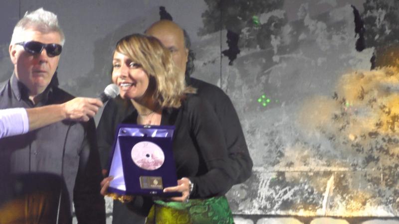 Tania Tortelli vince la 37esima edizione del Concorso canoro Targa Vecchietta