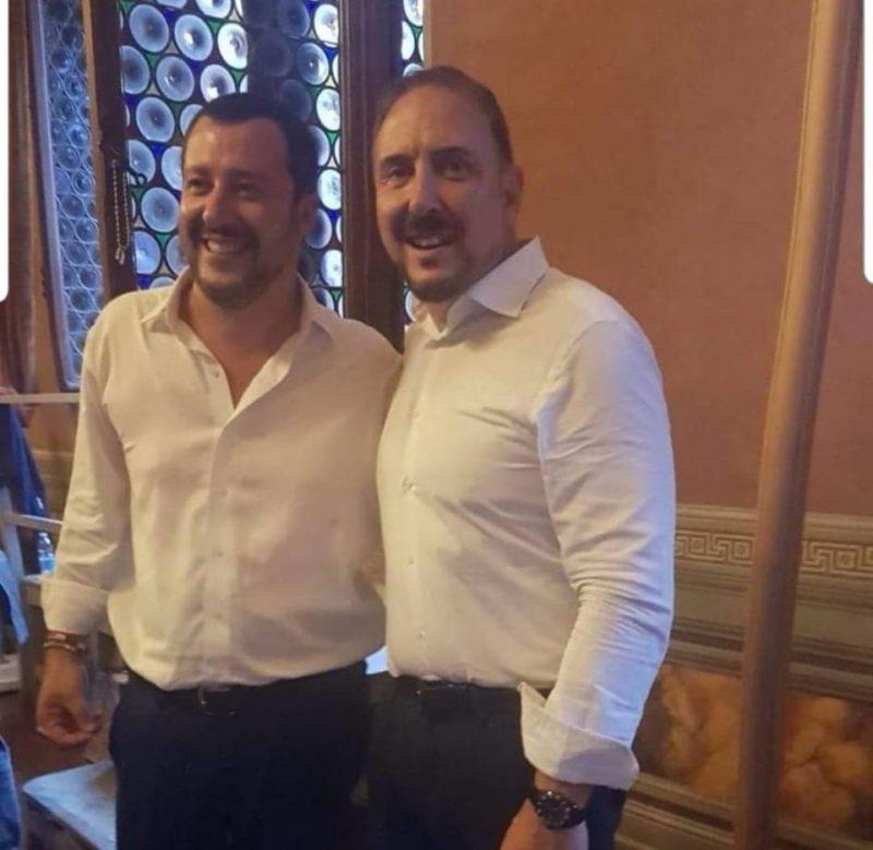 Lorenzo Rosso sarà il candidato del centrodestra a Castelnuovo Berardenga