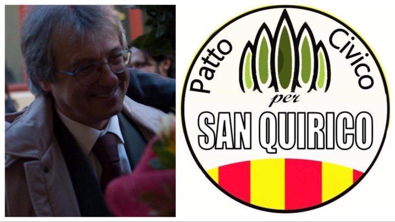 Ufficiale la candidatura di Danilo Maramai con Patto Civico per San Quirico