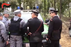 carabinieri video