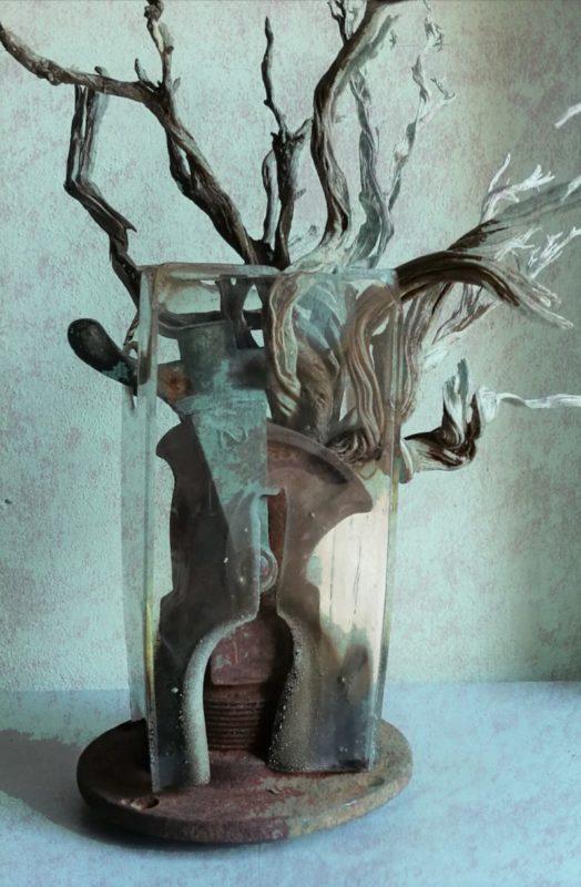 """Fa tappa a Siena """"RiArtEco"""", la mostra dove i rifiuti diventano arte"""