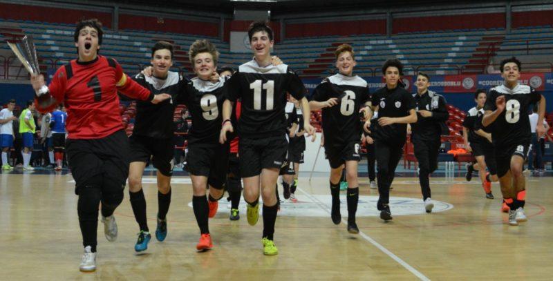 Siena Nord nella storia del calcio a 5: l'Under 17 vince il campionato regionale