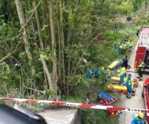 Incidente Siena-Firenze: 10 pazienti ancora ricoverati alle Scotte