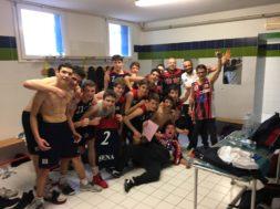 Virtus under 15 Eccellenza alle Finali Nazionali