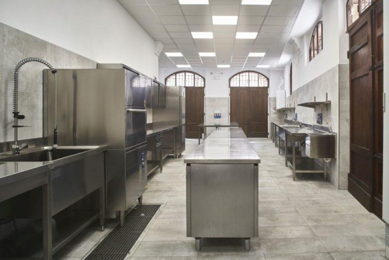 Stasera l'inaugurazione delle nuove cucine nella contrada della Torre