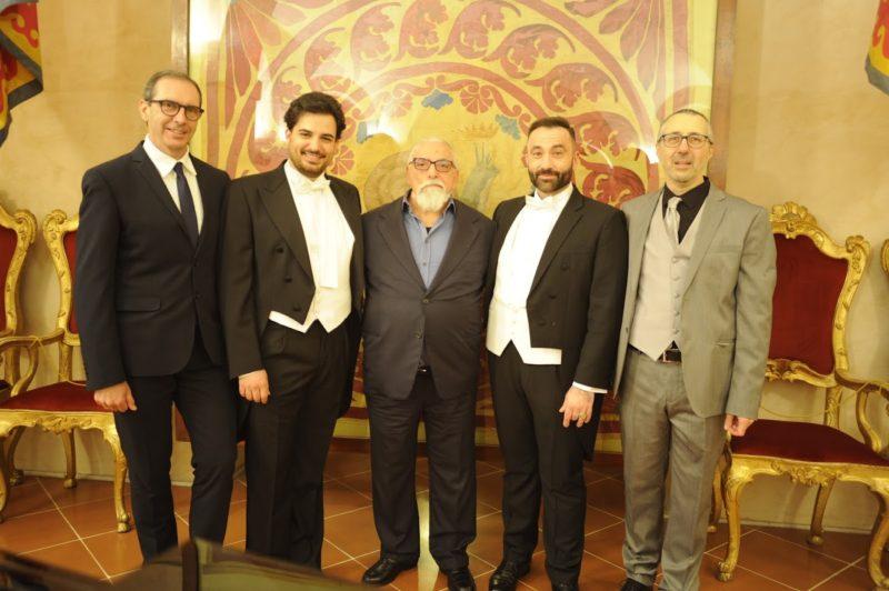 Nella Chiocciola applausi ed emozioni per InCanto: raccolti fondi per la Bioterapia dei tumori di Siena
