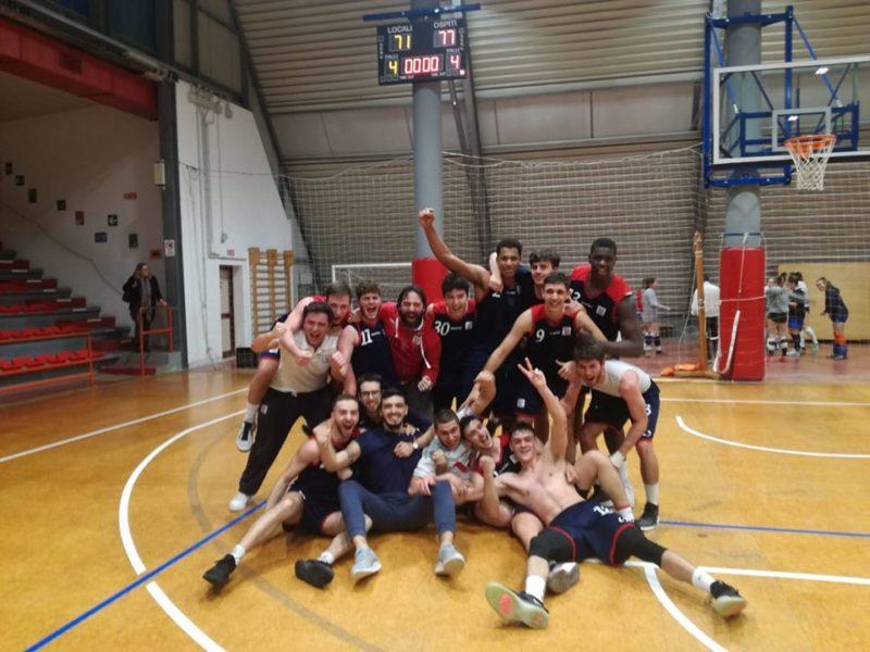 La Virtus batte la Mens Sana nel derby e vince il titolo regionale Under 20