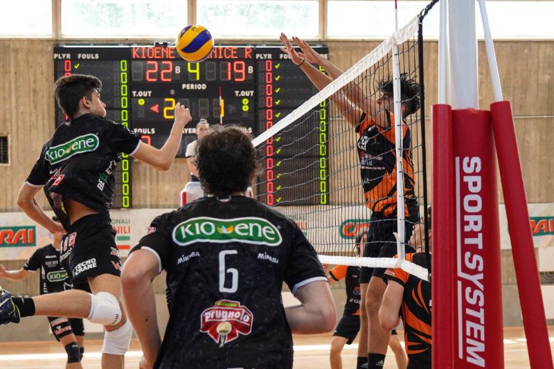 Finale Nazionale Giovanile Crai U18 maschile a Chianciano Terme: ecco le migliori 8 d'Italia