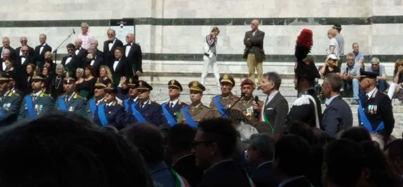 Festa della Repubblica, il messaggio del sindaco Luigi De Mossi