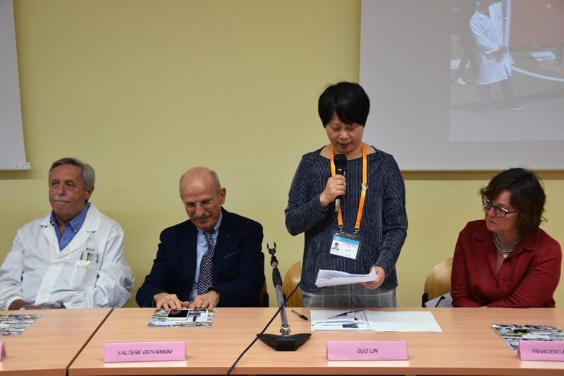 Siena accoglie la Cina: presidenti, vicepresidenti e autorità di ospedali cinesi in visita alle Scotte