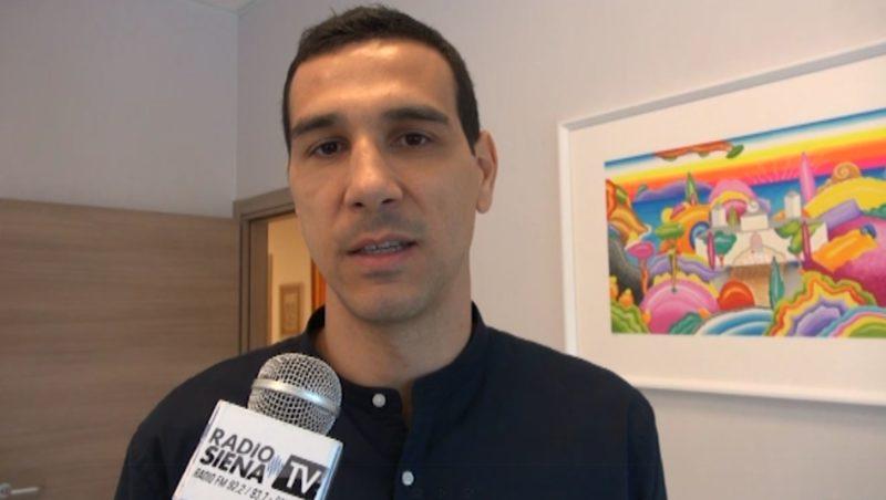 """Nikos Zisis: """"Siena rimarrà sempre nel mio cuore. Dispiace per la situazione, i tifosi non meritano tutto questo"""""""