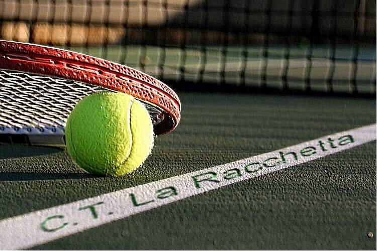 Tennis Rodeo quarta categoria la Racchetta, vince Davide Patrone