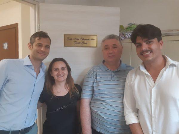 Il Gruppo Arbitri Pallacanestro Siena intitolato a Giuseppe Galasso