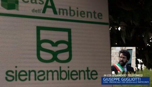 """Intesa Spa progetta di inglobare Siena Ambiente e Aquedotto del Fiora. Gugliotti: """"Ci pensiamo"""""""